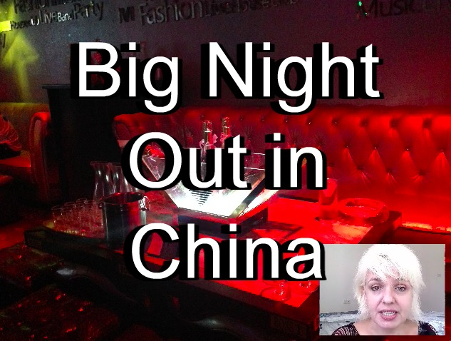 Anthea Palmer is One Woman in China